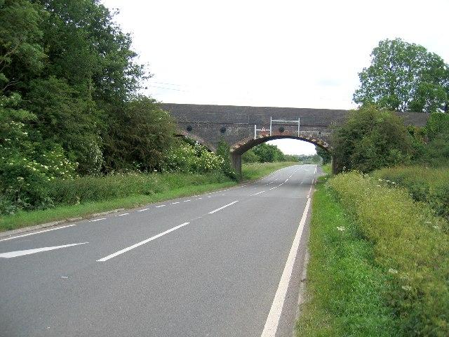 Marton Station Bridge