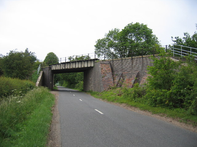 The Sidings Bridge
