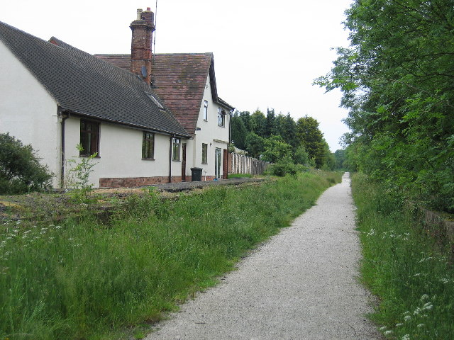 Birdingbury Station