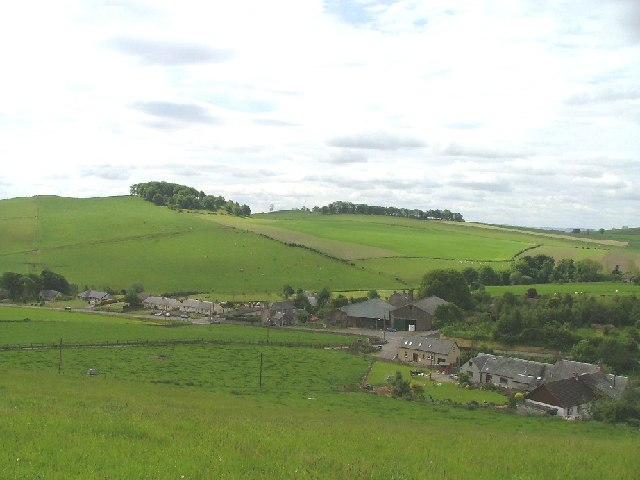 Abernyte Village