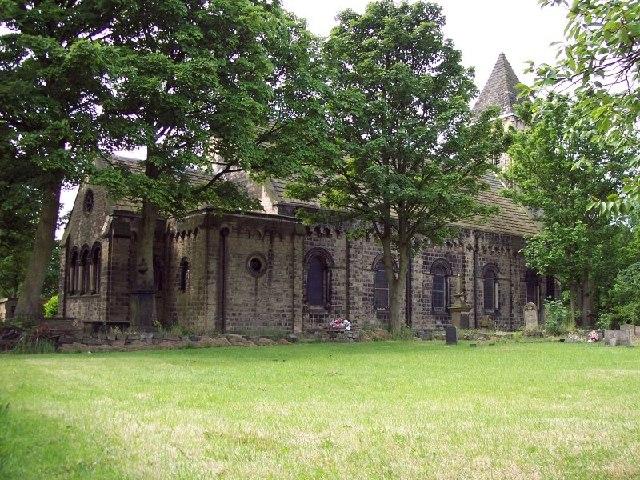 St Thomas's Parish Church, Stanningley