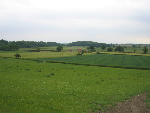 Warwickshire countryside