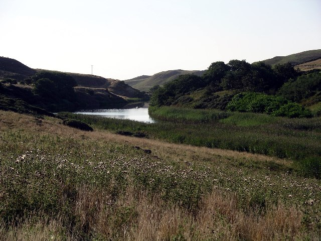 Mire Loch, St. Abbs Head
