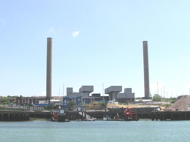 Kingston Power Station
