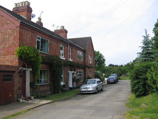Railway Cottages - Stockton