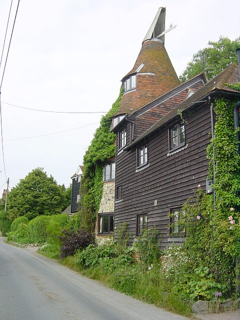 Four Storey Oast Conversion