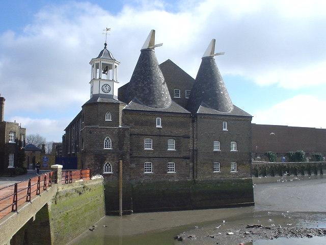 Clock Mill, Bow