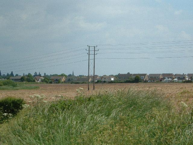 Tithe Farm housing