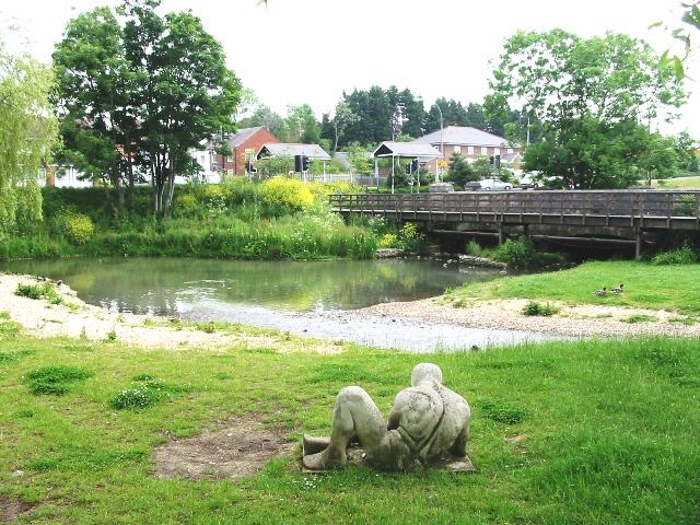 Towngate Pond