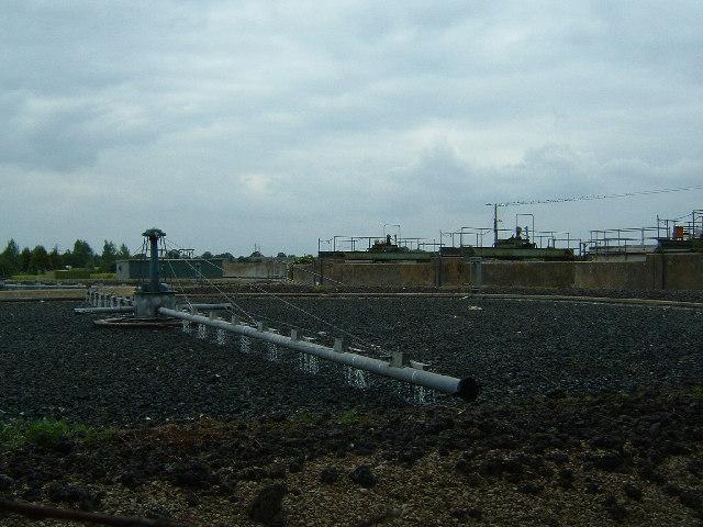 Sewage Works, Drayton