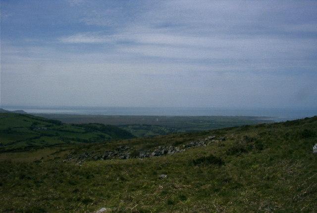 Llain Wen, near Foel Goch