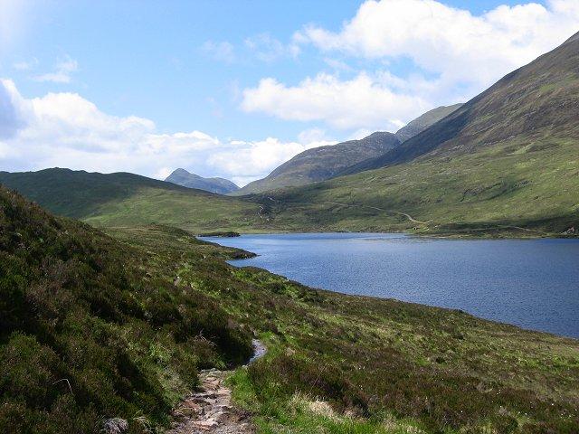 Loch Eilde Mor