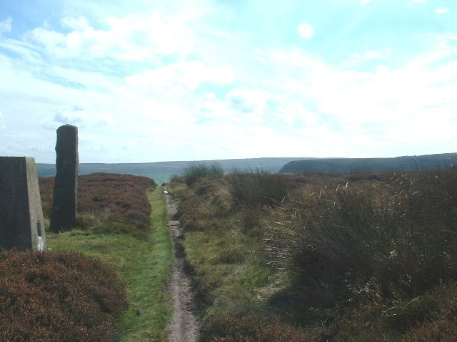 Ainthorpe Rigg Trig Point