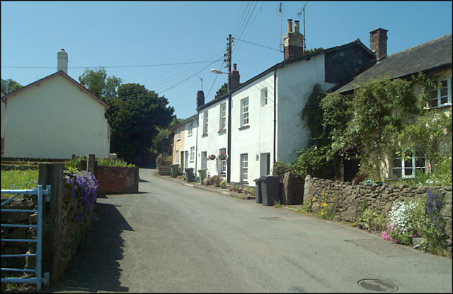Christow Village
