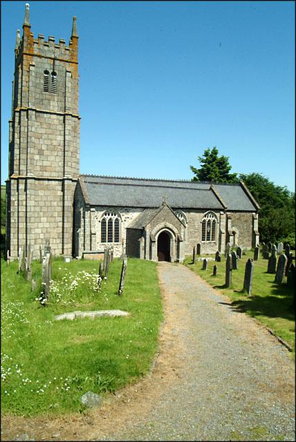 Christow Church