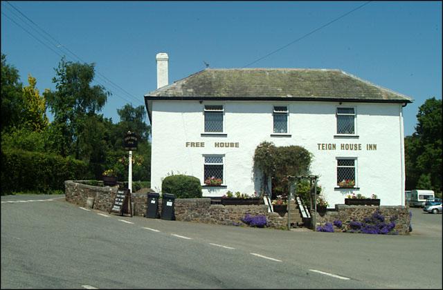 Teign House Inn, nr Bridford
