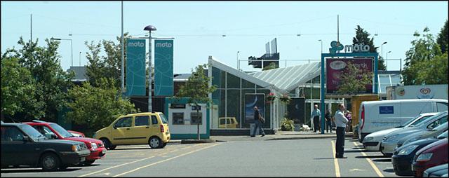 Exeter Motorway Service Area