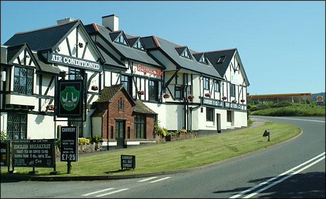 Gissons Arms, Kennford