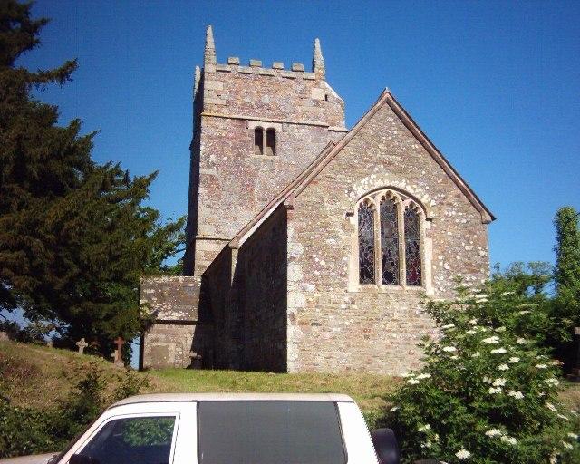 Clannaborough Church