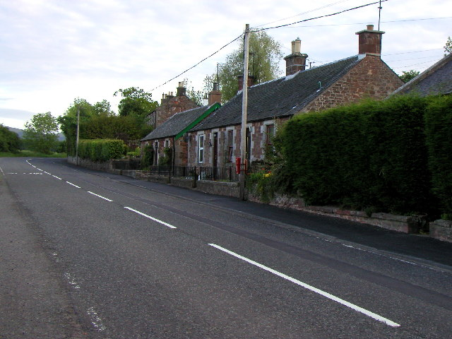 The hamlet of Mountain Cross