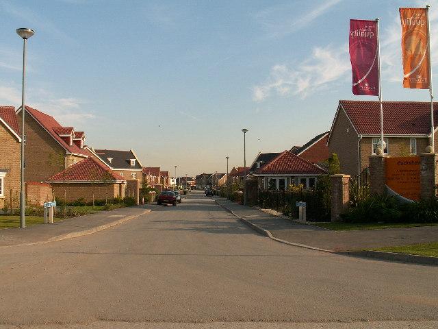 Buckshaw Village