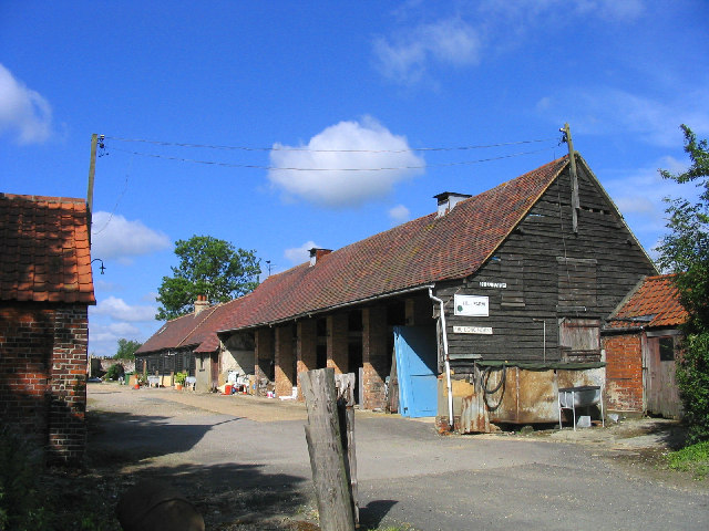 Hill Farm, Noak Hill, Essex
