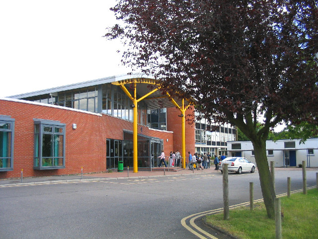 Havering College, Tring Gardens, Harold Hill, Essex