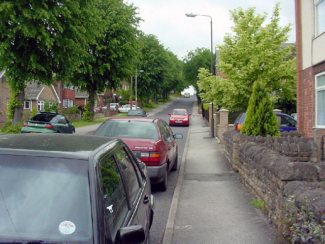 Lower Dunstead Road Langley Mill