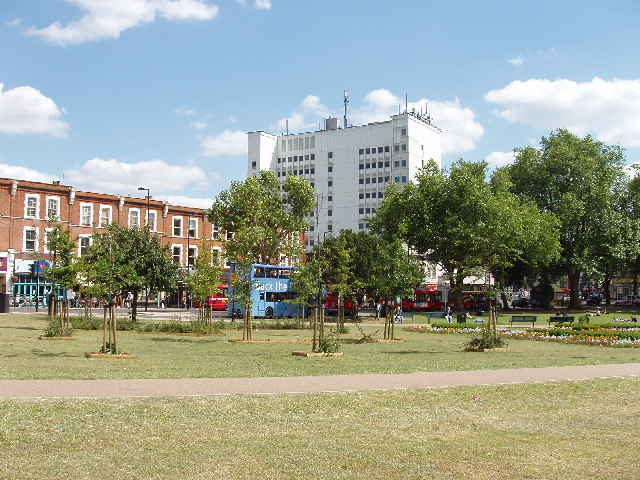 Haven Green, Ealing