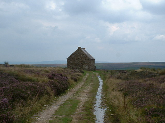 Trough House on the 'Cut Road' Path