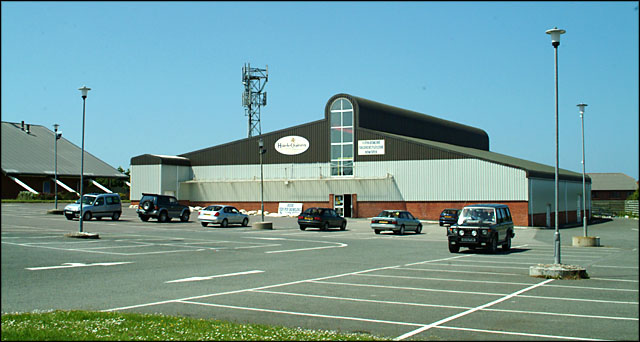 Harlequinns Ten Pin Bowling & Leisure Centre, Bude