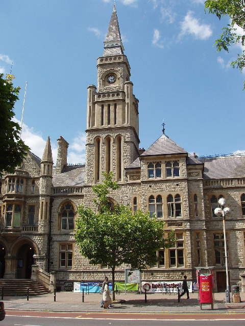 Ealing Town Hall, New Broadway