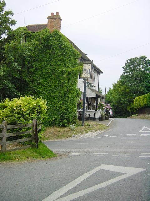 Black Horse Inn, Pilgrims' Way, Thurnham