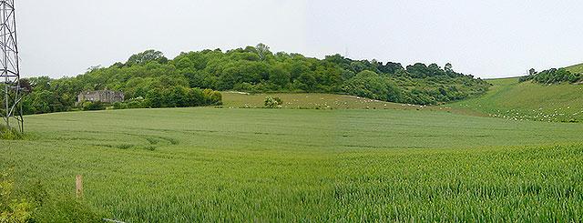 Thurnham Keep