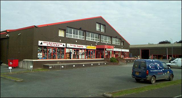 Brook Industrial Area, Tavistock