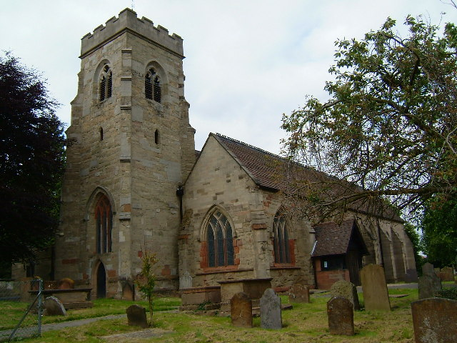 St Michael's Church, Stoke