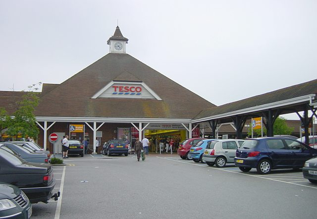 Grove Green shopping centre