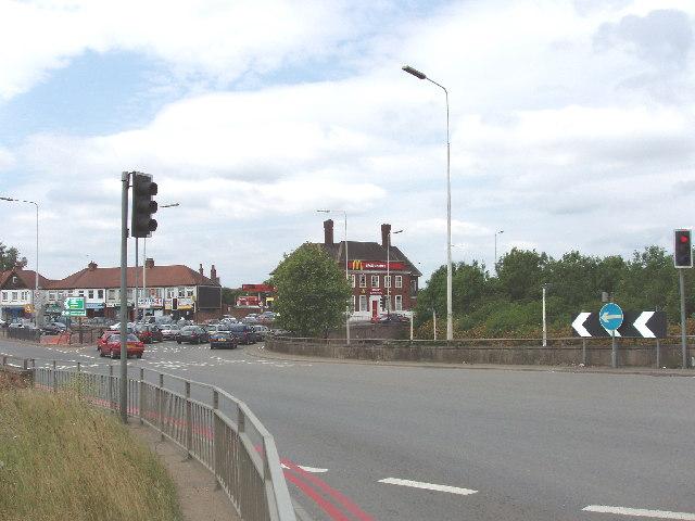 Target Roundabout, Northolt