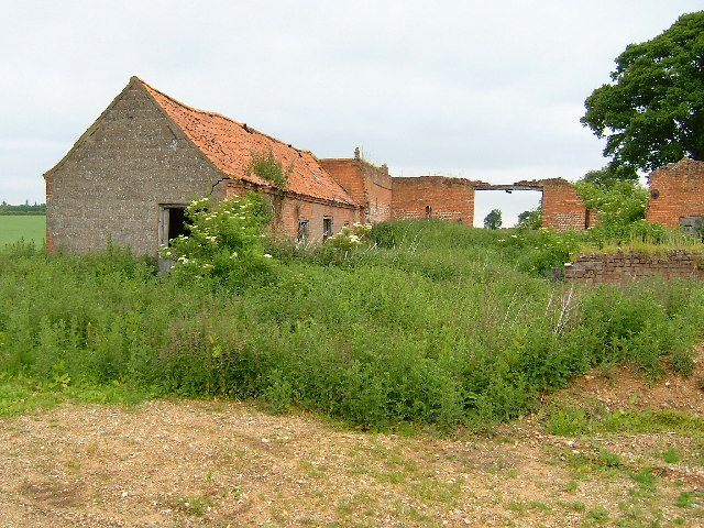 Old Barn on Keeper's Lane, Itteringham