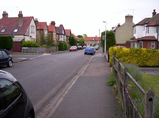 Leys Road, Chesterton, Cambridge