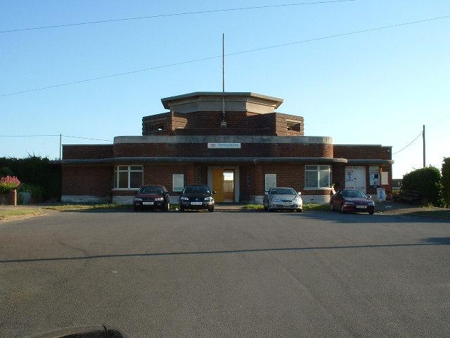 Bishopstone Station