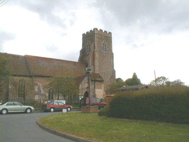 Tattingstone Church