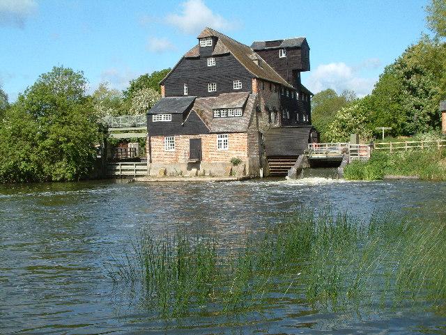 Houghton Mill, Houghton