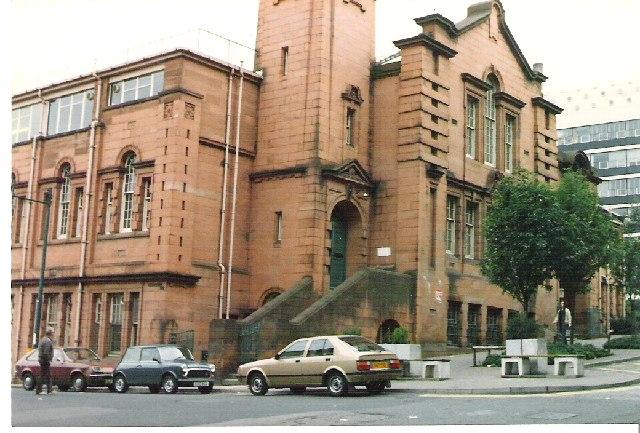 Strathclyde University, Chaplaincy Centre