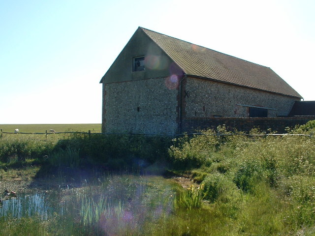 South Hill barn