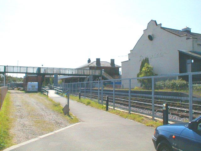 Woodbridge Railway Station