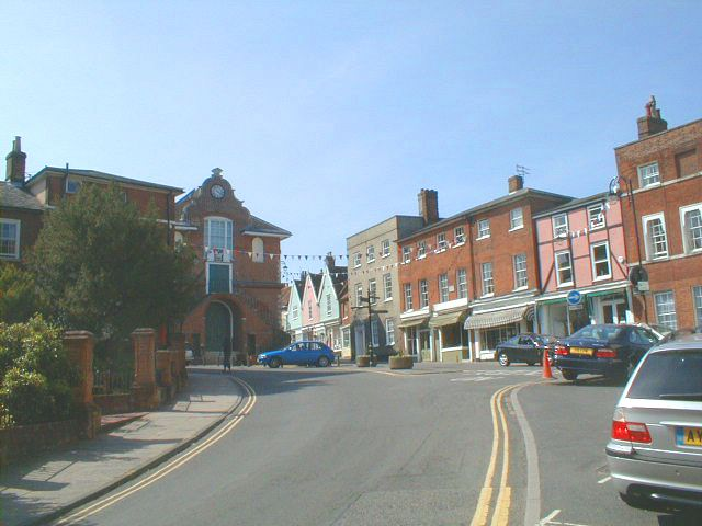 Market Hill