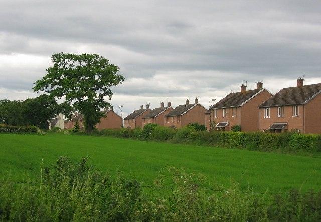 Edge of Haddington.