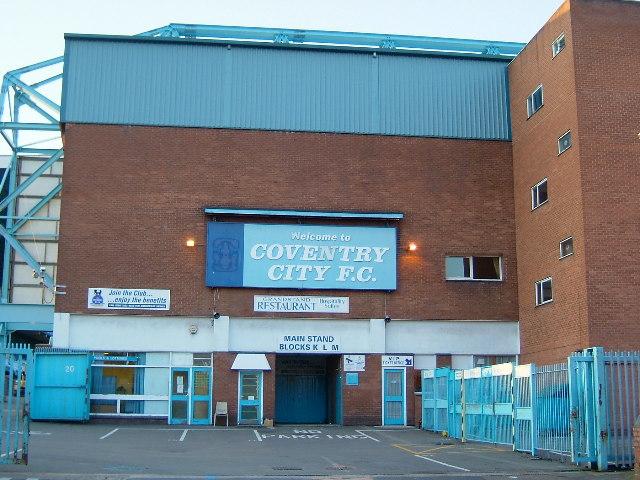 Highfield Road Stadium