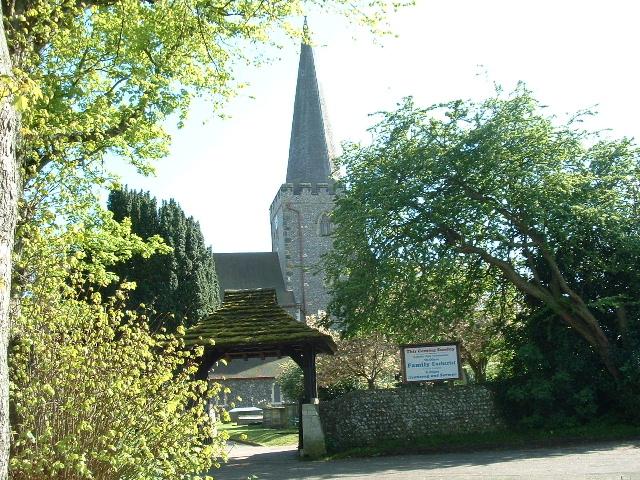 St Andrews Church, Tarring